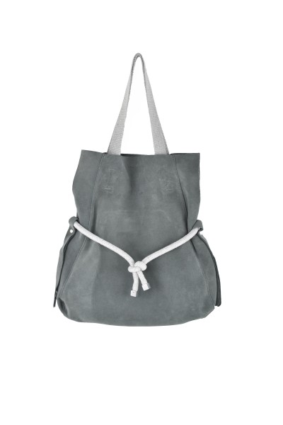 Boho Shopper S dark grey
