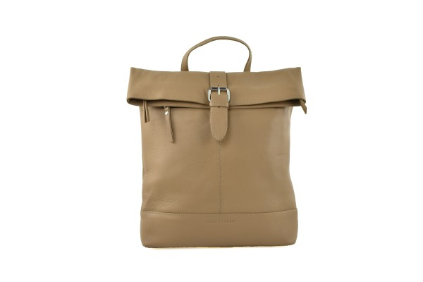 Bella backpack taupe