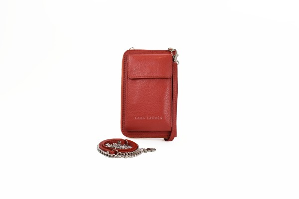 City Wallet C red