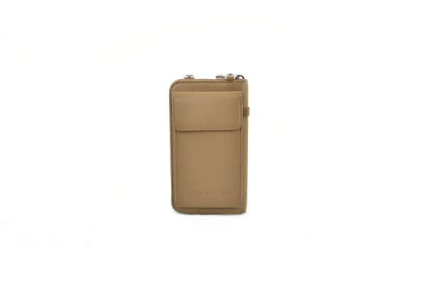 SS Wallet taupe
