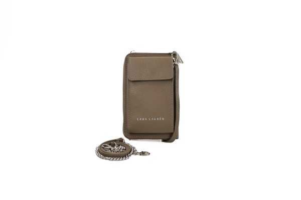 City Wallet C taupe