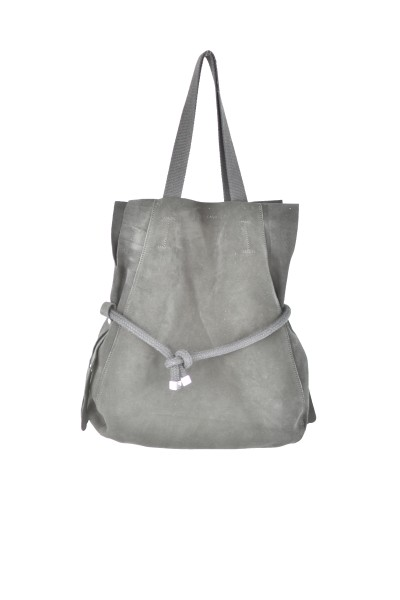 Boho Shopper S light grey